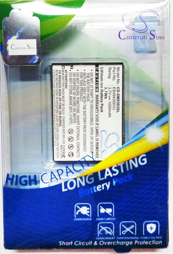 bateria cameron samsung galaxy ace s5830 s5570 s5670 fit nnv
