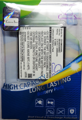 bateria cameron samsung galaxy j5 j500 g530 g531 j3 j310 g570 j310p j3110 j3119 j320 j327 j330 j3300 - garantia calidad