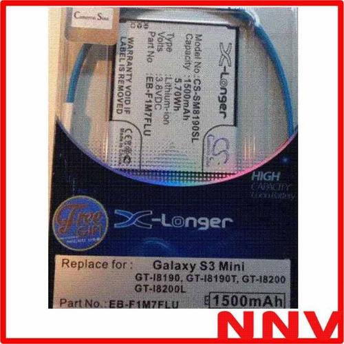 bateria cameron samsung galaxy s3 mini s 3 gt i8190 gt i8200
