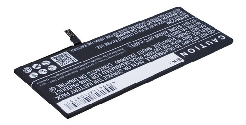 bateria cameron sino iphone 6s plus a1634 a1687 a1690 a1699
