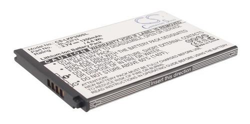 bateria cameron sino lg p350 c550 optimus me 1250mah bl-42fn oferta calidad garantia