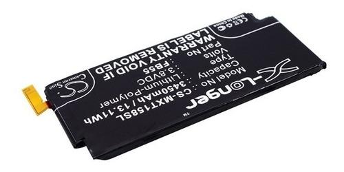 bateria cameron sino motorola x force xt1580 xt1581 xt1585