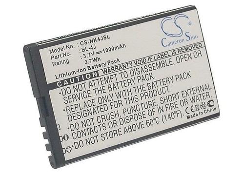 bateria cameron sino nokia c6 lumia 620 c6 00 bl-4j touch g3
