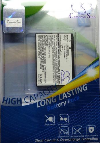 bateria cameron sino para blackberry 8900 9500 d x1 9520 9550 9630 9650 nnv oferta - villa del parque