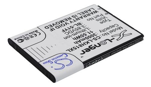 bateria cameron sino para lg g4 h815 note pro stylus h540