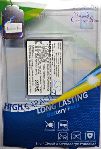 bateria cameron sino para samsung f275 b3410 c3510 ab463651