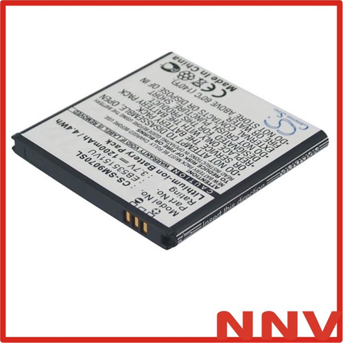bateria cameron sino para samsung galaxy s advance gt i9070 nnv eb535151vu 1200mah calidad garantia