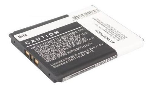 bateria cameron sony ericsson w300 satio w950 900mah bst-33