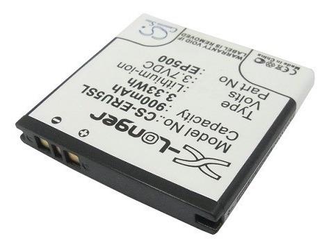 bateria cameron sony ericsson wt19i vivaz mini pro u5a ep500