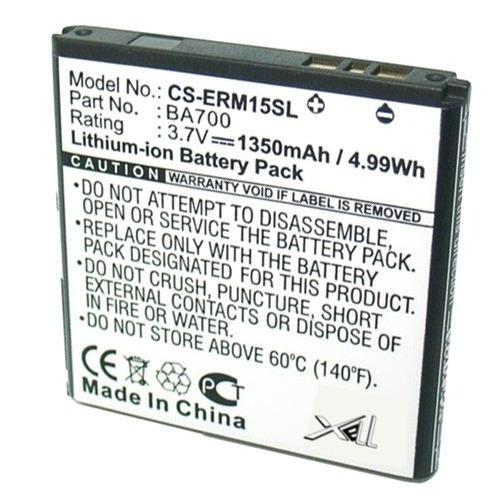 bateria cameron sony ericsson xperia neo v play ba700 1550ma