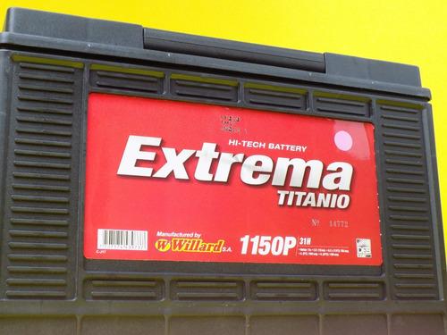 batería camión bus maquina 30h 31h envío gratis todo el país