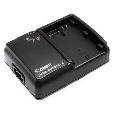 bateria canon cargador para