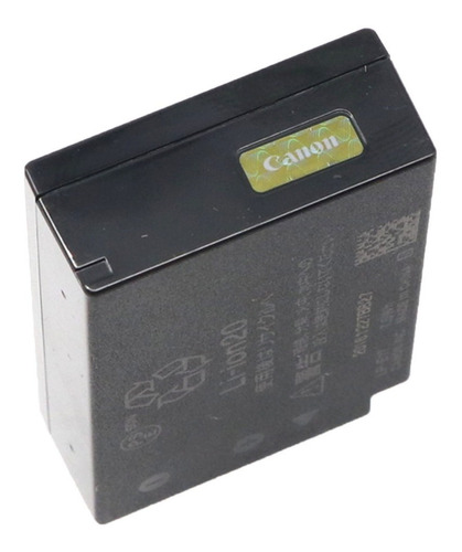 bateria canon lp-e17 original para cámaras canon t6i  t7i