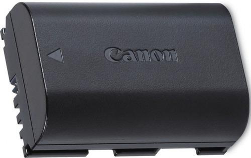 bateria canon lp e6 para 5d 6d 60f 7d
