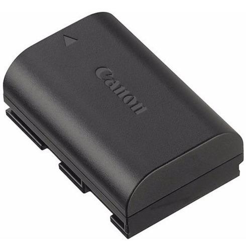bateria canon lp-e6n original (mesmo) 5d 6d 7d 80d - nova