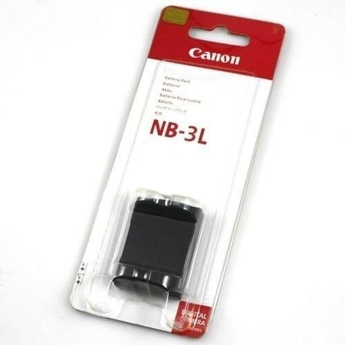 batería canon nb-3l original