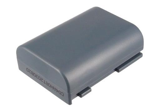 bateria canon panasonic nb-2l nb2l ixy dv3 dv5 mv5 mv5i