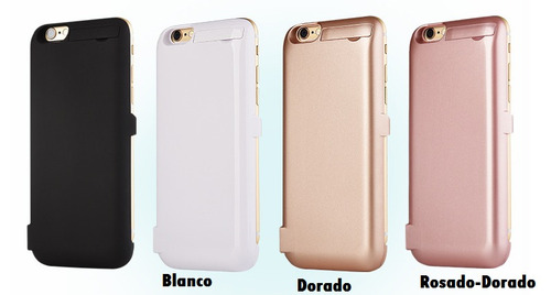 bateria carcasa-ultra delgada iphone 6plus 10000mah 3 colors