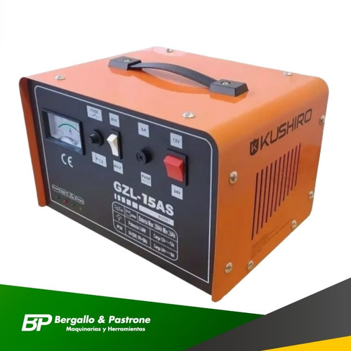 bateria /carga cargador