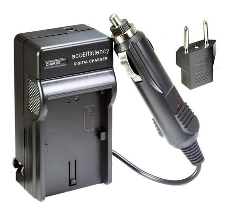 batería cargador cámara