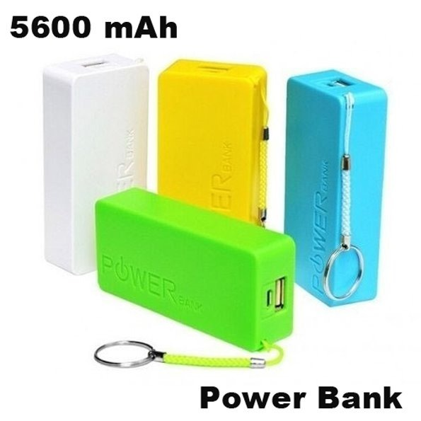 94f77e96c30 Batería Cargador Externo 5600 Mah. Power Bank Celular Tablet - $ 159 ...