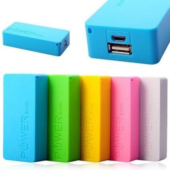 2922fadeb4a Batería Cargador Externo 5600 Mah. Power Bank Celular Tablet - $ 159 ...