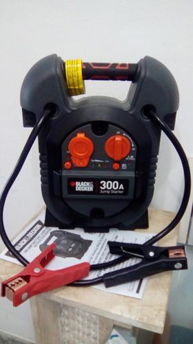 batería cargador externo auxiliar black&decker