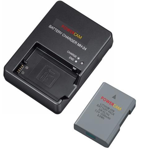 bateria cargador nikon