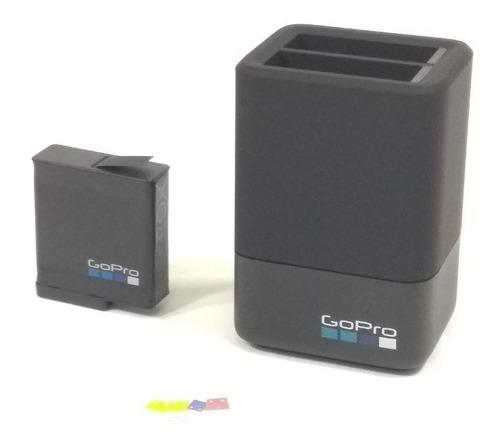 batería + cargador original gopro hero 7 6 5 black go pro