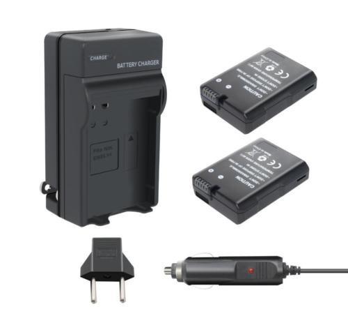 Batería y Cargador para Nikon D5600 Df