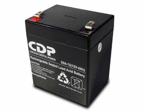 batería cdp para ups 12v 4.5ah