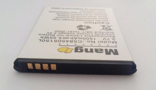 bateria celular blu star 4.0 s410/ s410i c584505150l 1500mah