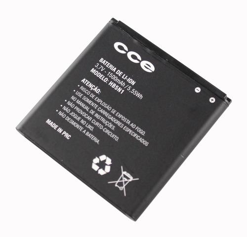 bateria celular cce modelo hb5n1 3,7v-1500mah original