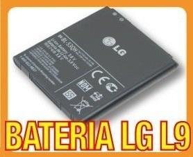 batería celular lg optimus l9 wifi usb mp3 sd hd original 3g