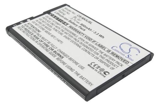 batería celular nokia bl-5j 5228 5230 5235 5800 c3 x6