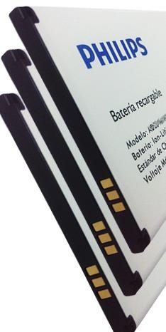 batería celular philips w3500 ab2200awml