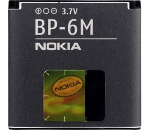 bateria celulares nokia bp-6m alternativa replica original