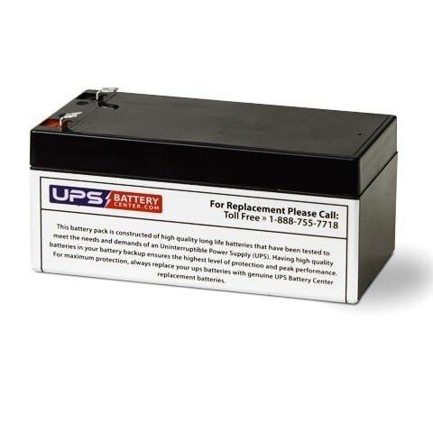 bateria center ups be-350g es 350va 12v-3.4 amp