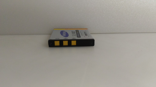 bateria câmera fotográfica samsung digimax slb-0837