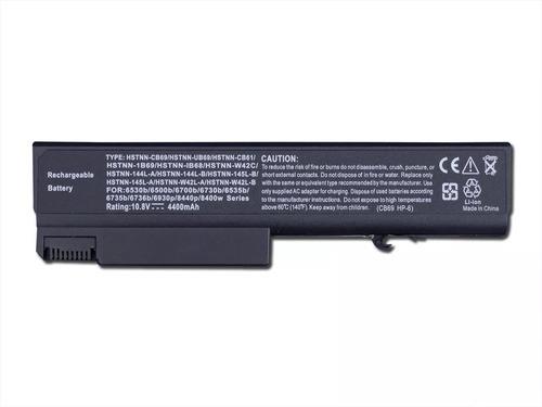 bateria compaq hp probook 6530b, 6535b, 6540b, 486295-001