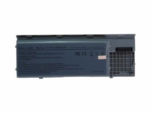 bateria compatible dell latitude d620, d630, d631, d640 6cel