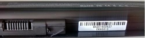 bateria compatible hp compaq 6 celdas dv4 dv5 dv6 cq40 cq50