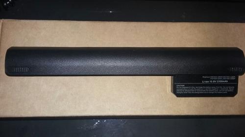 bateria compatible hp mini 210, 2102, compaq cq20 6 celdas