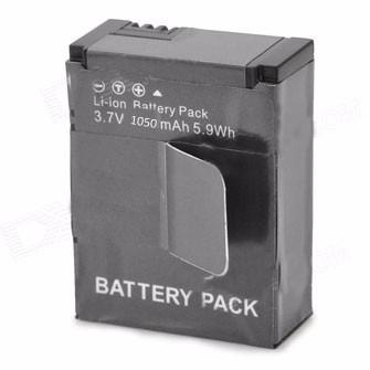 bateria compatible para cámaras gopro hero3 fotoplus