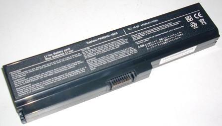 bateria compatible toshiba a660 a665 t130 m305 u400 pa3634u