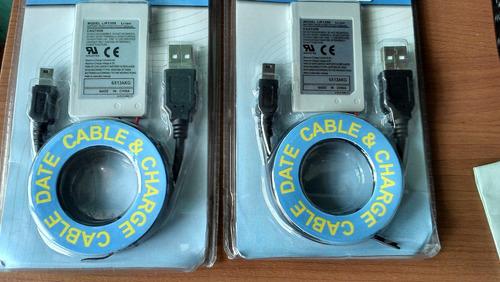 bateria con cable usb para control ps3 nuevass