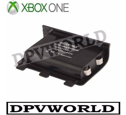batería control xbox one recargable 2400mah