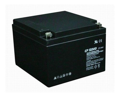 bateria de 12v 24ah hi starx