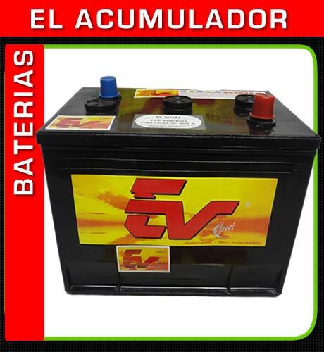 bateria de 6 volts 160 amper ev con garantia.