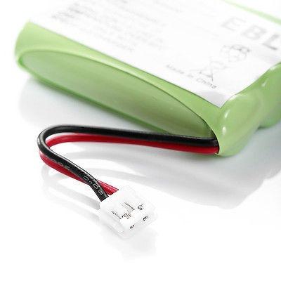 batería de 800mah ni-mh teléfono inalámbrico modelo v-tech